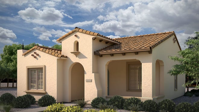 Luna Azul is a new community at 16th Street and the Loop 101 that will have 30 cottage-style homes, 24-hour staff and a clubhouse for adults with special needs.