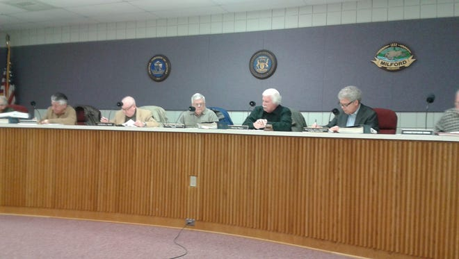 Milford Township Planning Commission talks about regulating agritourism.