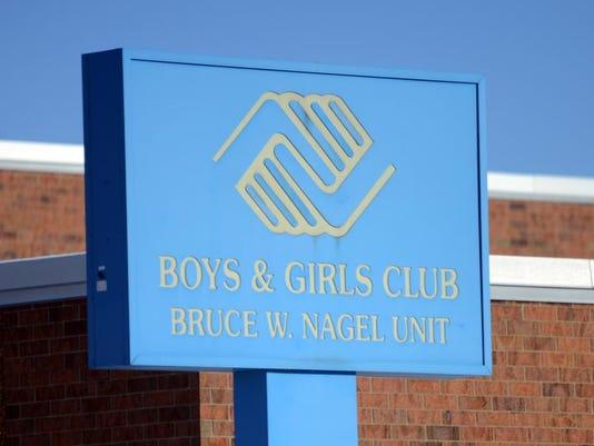 Boys & Girls Club sign