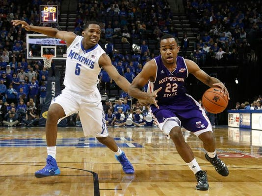 Northwestern State Memphis Basketball
