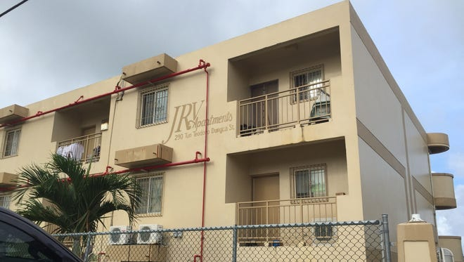 JRV Apartments in Tamuning.