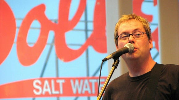 Cliff Hillis is nominated for three Homey Awards at World Cafe Live at the Queen in Wilmington this weekend.