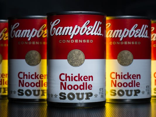 AP EARNS CAMPBELL SOUP F FILE A USA DC
