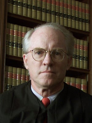 U.S. Senior District Judge John G. Heyburn II died Wednesday, April 29, 2015.