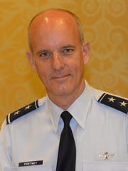 Maj. Gen. Michael Fortney