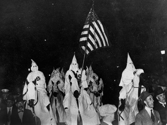 how to join the kkk clan