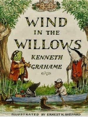 "The Ocotillo Storytellers will be performing the play ""Wind in the Willows"" on Saturday at the Ocotillo Performing Arts Center."