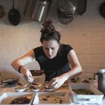Chef Kate Williams will bring Lady of the Market, a monthly dining series, to Eastern Market starting Feb. 20.