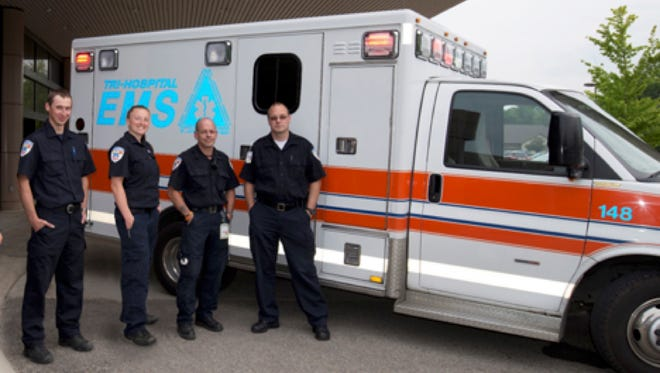 Lake Huron Medical Center appreciates those working in emergency services for their partnership and dedication to providing life-saving care they deliver to our neighbors.
