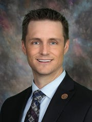 Andrew C. Sherwood is the Democratic State Senator for District 26.