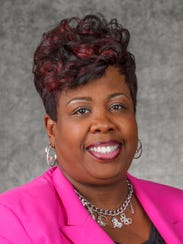 Felicia Nesmith-Cunningham, corporate director of Kennedy