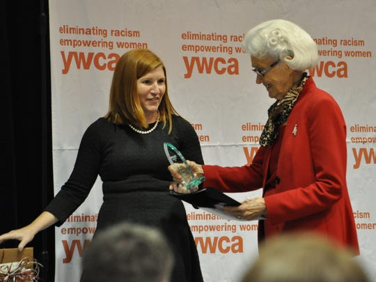Katie Vanderlick, executive director at the YWCA of