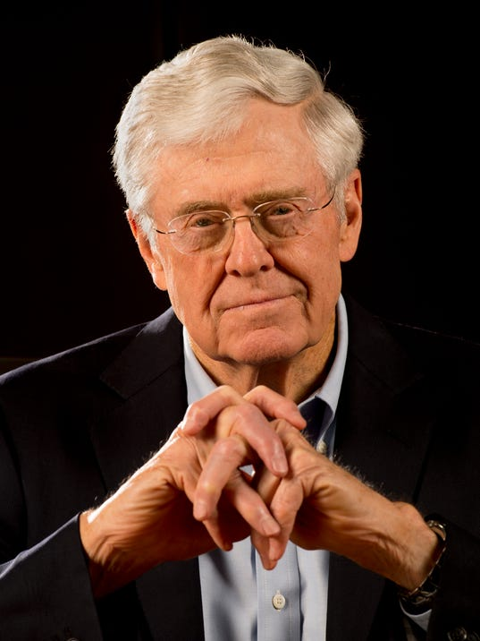 Koch urges obama administration to speed up clemency program for David koch usa