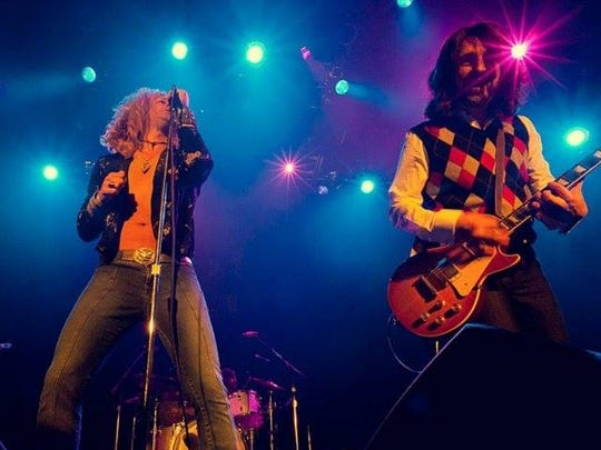 Led Zeppelin 2 tribute band