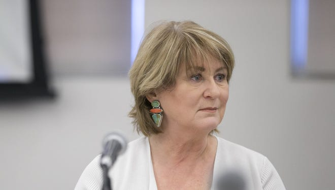 """UA President Ann Weaver Hart said in a statement Monday that the university community has """"serious concerns"""" about the executive order."""