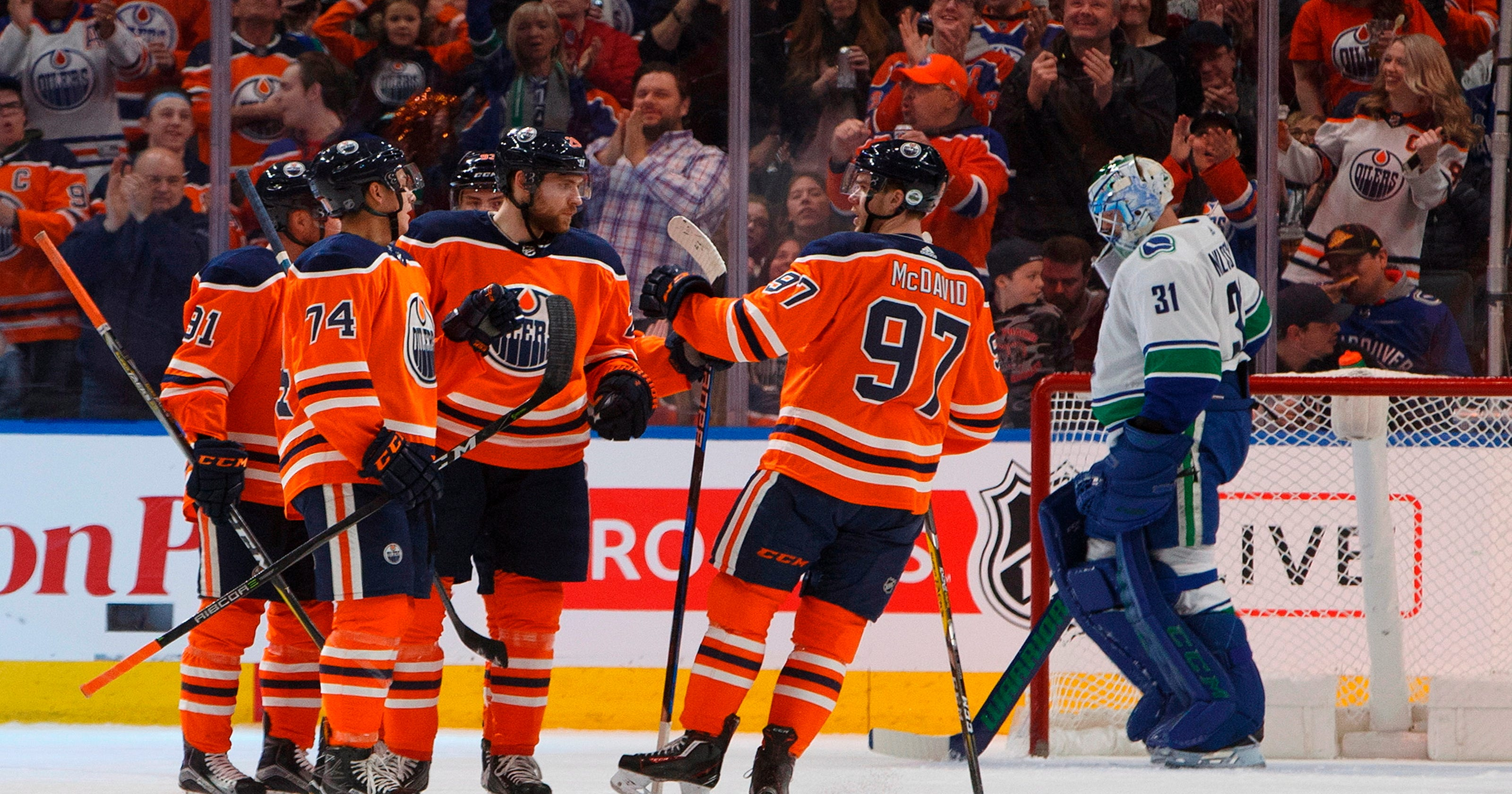 Oilers win in shootout in final game of Sedin twins 0579d3532