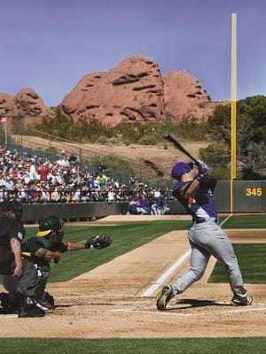 Get a jump on baseball's finest players as Arizona's Cactus League tour amps up from Scottsdale to Mesa and Tempe, Feb. 25 through April 1.