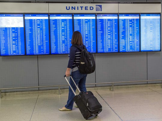 IndyStar stock airport stock travel stock flights