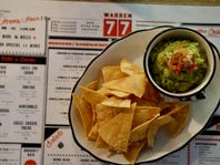 NFL Tailgating Recipe: Housemade Guacamole