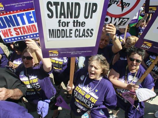 Union Dues Nonprofit