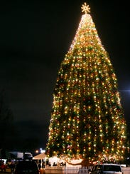The City of Keizer Holiday Tree Lighting on Dec. 6,
