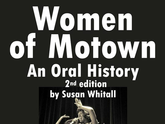 """The second edition of """"Women of Motown: An Oral History"""""""