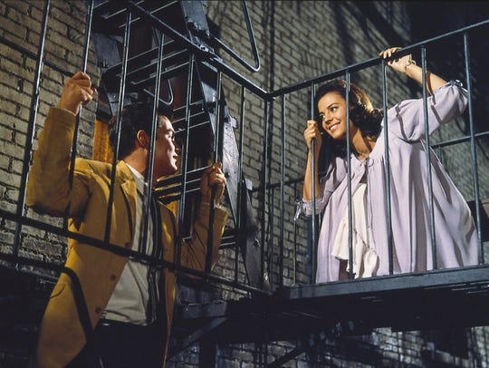West Side Story, 1961. Directed by Jerome Robbins and