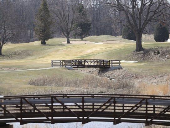 Reid Municipal Golf Course on Thursday in Appleton. Wm. Glasheen/USA TODAY NETWORK-Wisconsin