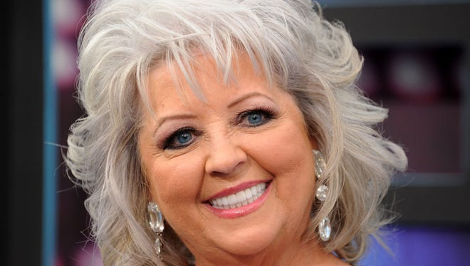Chef Paula Deen attends the 2010 CMT Music Awards at the Bridgestone Arena on June 9, 2010 in Nashville, Tennessee.
