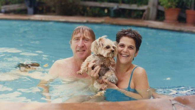 """Love, Gilda"" features Gilda Radner and her husband, Gene Wilder."