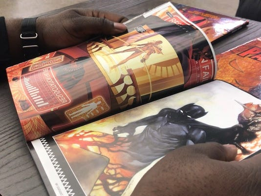 Memphis film goers countdown to 'Black Panther' release