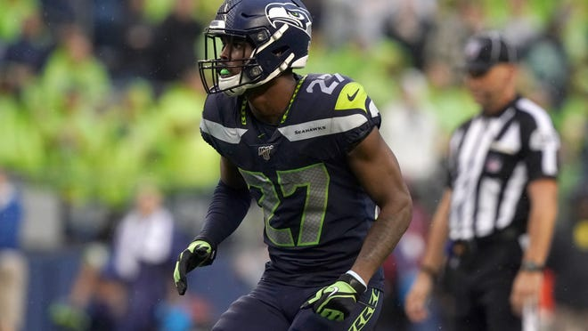 Wooster native Marquise Blair has racked up 41 tackles and forced three fumbles during 16 NFL games since entering the league in 2019 as a second-round pick.