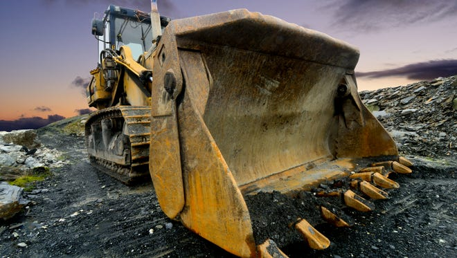 If the plan for Xpark is approved you can play with heavy machinery.