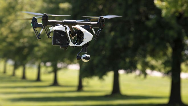 The FAA strictly regulates the use of drones for commercial purposes. Earlier this year, the federal agency proposed a series of rules that would broaden the extent to which drones can be used commercially, but itÕs unclear when those rules could be finalized and go into use.