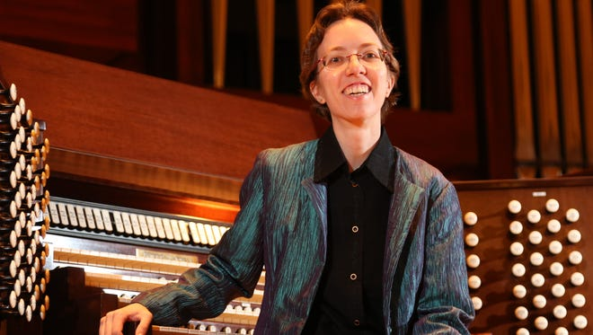 """Isabelle Demers will play the """"Harry Potter"""" Suite on the E.M. Skinner Symphonic Concert Organ at Museum Center."""