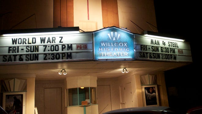Willco Historic Theater opened in 1937 and was home to live stage shows, vaudeville acts and musicals.
