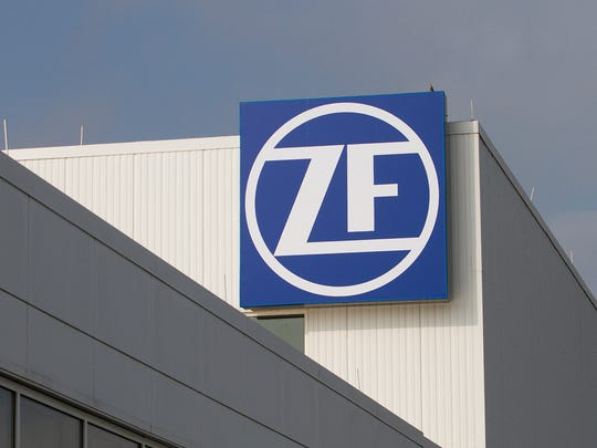 ZF Friedrichshafen AG, which has a plant in Gray Court, said operating profit and sales increased last year.