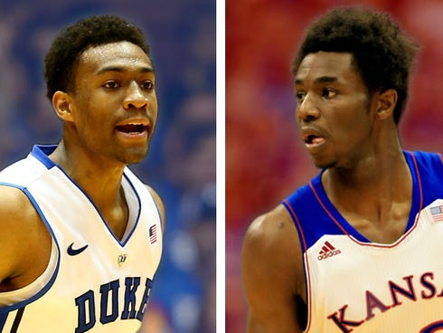 Jabari Parker had 22 points in his debut, while Andrew Wiggins had 16.