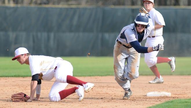 Roberson junior Garrett Blaylock is a Vanderbilt baseball recruit.