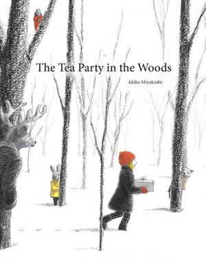 """The Tea Party in the Woods"""
