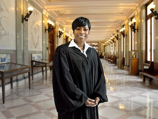Yolanda R. Kight is a candidate for Shelby County Circuit