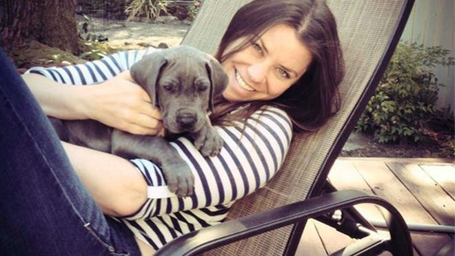 FILE - This undated file photo provided by the Maynard family shows Brittany Maynard, a 29-year-old terminally ill woman who plans to take her own life under Oregon's death with dignity law. A spokesman for a terminally ill Oregon woman says she has taken lethal medication prescribed by a doctor and died. Sean Crowley, spokesman from the group Compassion & Choices, said late Sunday, Nov. 2, 2014, that Brittany Maynard was surrounded by family Saturday when she took the medication. She was weeks shy of her 30th birthday.  (AP Photo/Maynard Family, File)