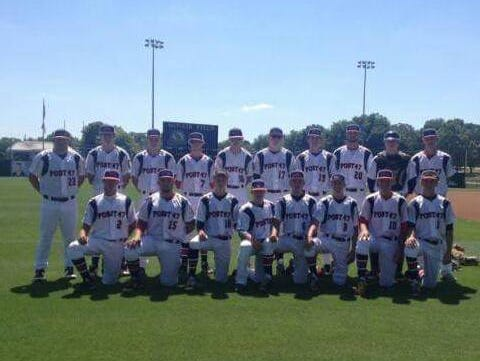 The Haywood County Post 47 American Legion baseball team.