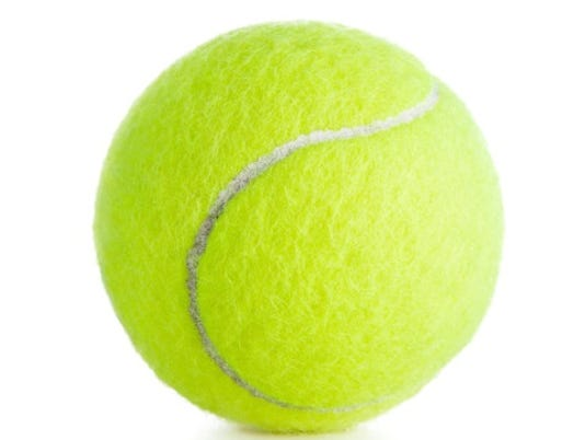 Tennis graphic