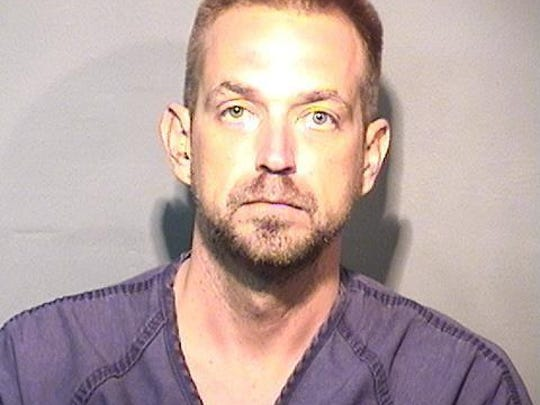 Matthew A. Hill, 35, of Cocoa was charged with fleeding/eluding,