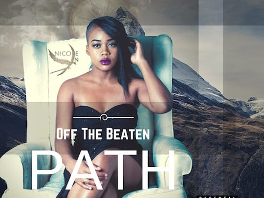 "Nicole Lyn's second full-length album, ""Off the Beaten Path,"" was released in July."