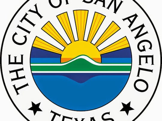 San Angelo City Seal