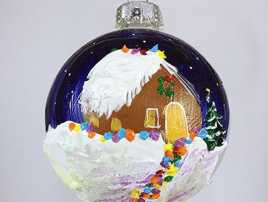 """Cassy Tully's 2016 """"Snowplace like Home"""" collectors"""