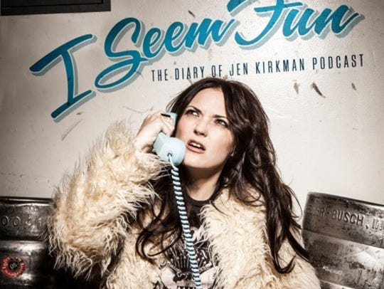 "Jen Kirkman will record her podcast ""I Seem Fun"" at"