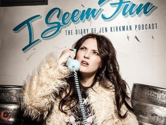 """Jen Kirkman will record her podcast """"I Seem Fun"""" at the All Things Comedy Comedy Festival in Phoenix."""